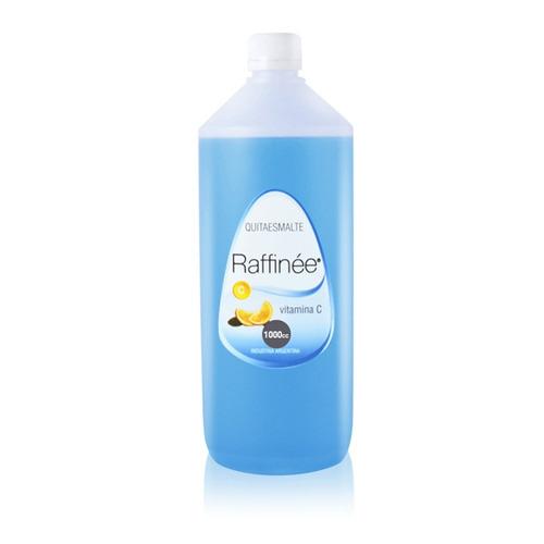 quitaesmalte de uñas raffinée 1 litro