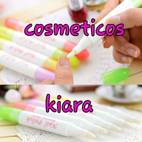 quitaesmalte marcador esmaltes uñas