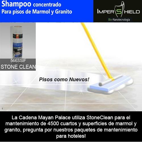 Quitamanchas shampoo marmol granito porcelanato y mas for Limpieza de marmol y granito