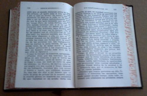 quo vadis? henryk sienkiewicz, ed. aguilar,1951, 1025p. esp.