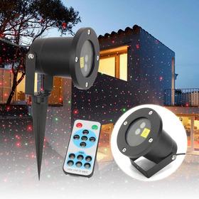 R & G Laser Fada Luz Projetor Projetor De Natal Ao Ar Livre