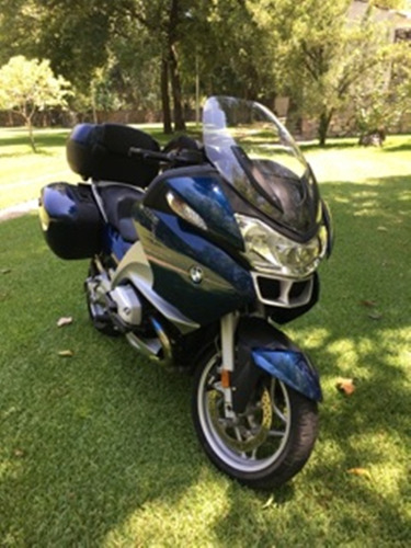 r -1200 rt trunk 2008  impecable