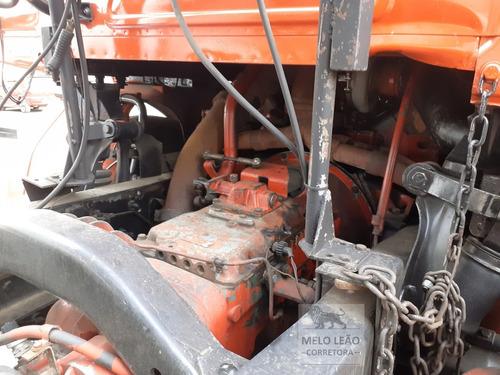 r-142 ma 4x2 - 82/82 - cavalo toco, cabine leito, motor 8cc*
