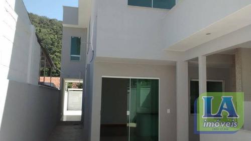 r$ 580.000,00 casa primeira locação 3 quartos suíte acabamento de primeira, piratininga, niterói. - ca1084