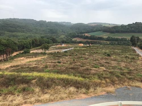 r áreas pra chaçarás 1000 m² c/ segurança água-luz em ibiúna