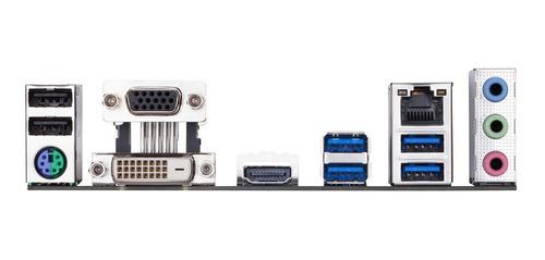 r || motherboard gigabyte b360 ds3h, rev 1.0, lga1151, b360,