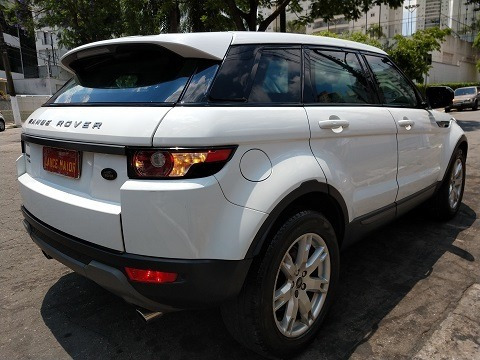 r. r.evoque pure blind. 2.0 aut 2013