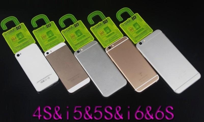 desbloquear sim iphone 6s plus