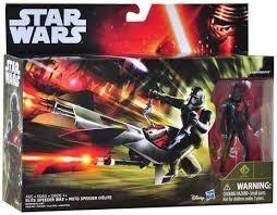 r star wars episodio vii ezra bridger's speeder b3717