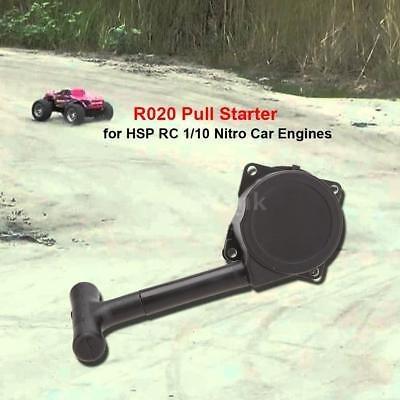r020 actualización pull starter para hsp rc 1/10 nitro coche