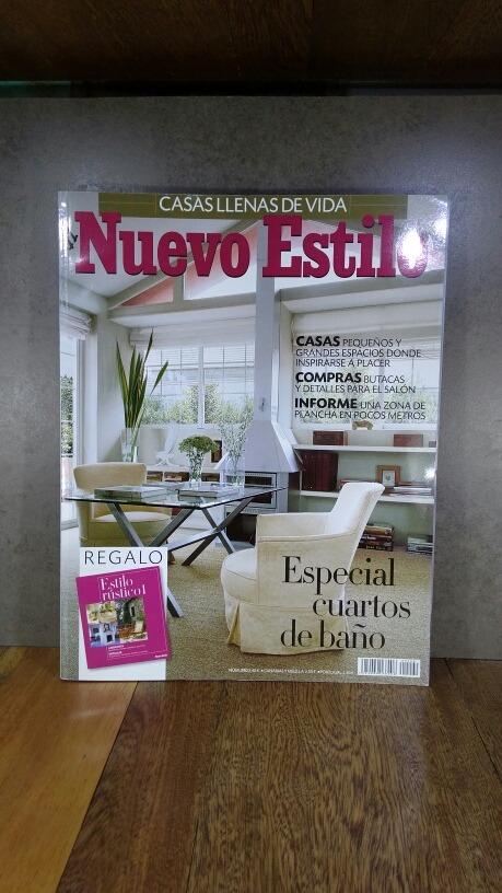 R033 Revista Nuevo Estilo 290 Esppecial Cuartos De Baño - $ 87.00 en ...