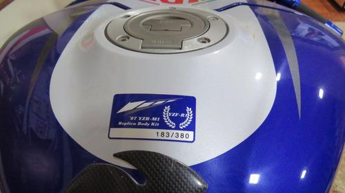 r1 edição limitada fiat m1 2008 a mais nova do brasil numero