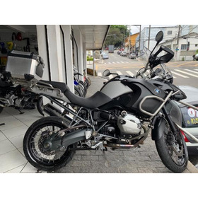 R1200 Gs Adventure Triple Black