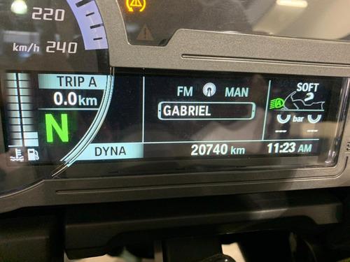 r1200rt  2016 motocicleta bmw    super impecable!    20.7 km