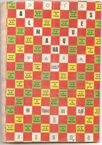 r13 - edição maravilhosa nr 132 - ebal - setembro de 1956