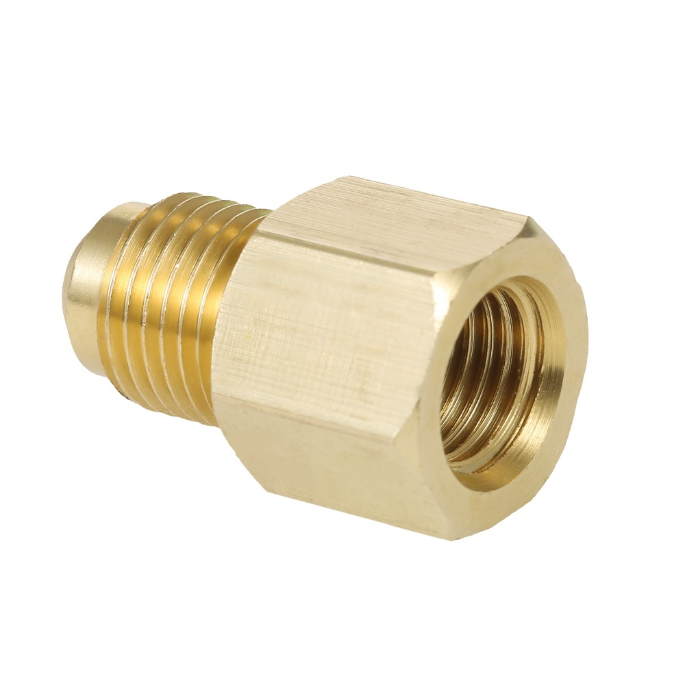 R134a Refrigerant Tank/vacuum Pump Adapter To R12 Fitting