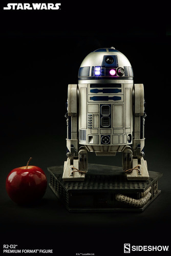r2-d2 premium format - star wars - sideshow collectibles