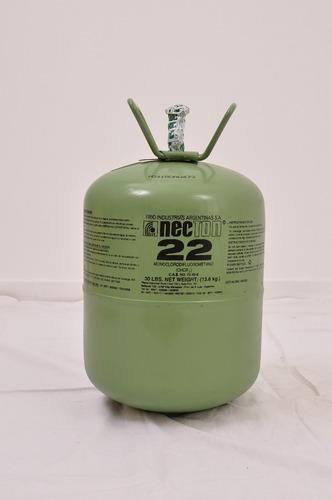 r22 x 13,6 kilos -  gas refrigerante necton r-22 puro