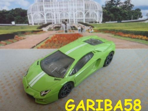 r$25 lote hot wheels lamborghini aventador lp 700-4 2014 g58