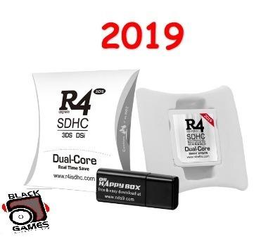 r4 2019 nintendo ds dsi dslite 3ds new 3ds tienda fisica