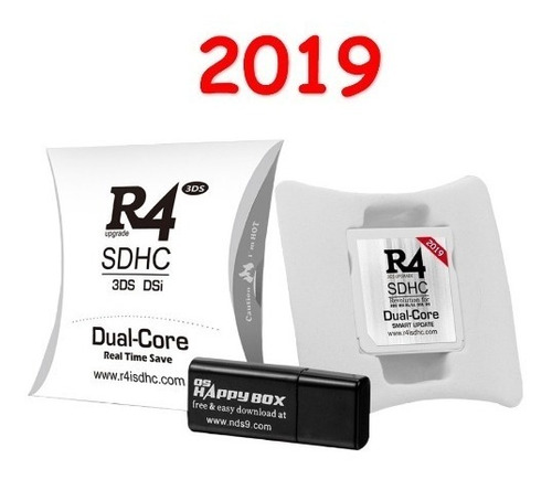 r*4 2019 original garantizada somos tienda