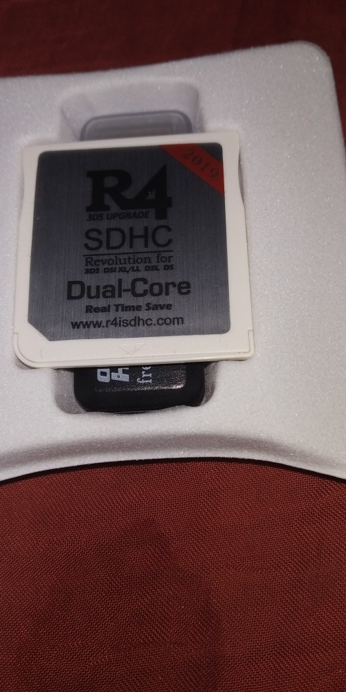 R4 Dual Core 2019 Original L+stylus Retractil