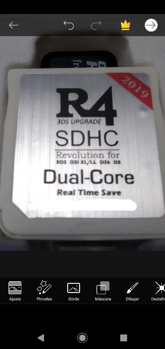 R4 Dual Core 2019 Original L+stylus Retractil