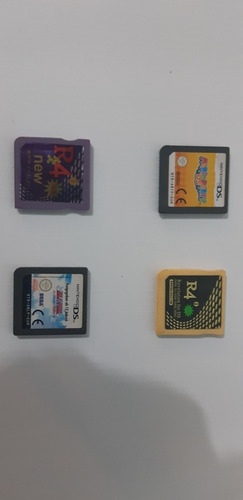 r4 para nintendo 3ds ds dsi memoria r4 adaptador micro hack