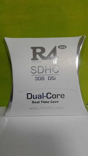 r4i dual core compatible con ds / 3ds / 2ds