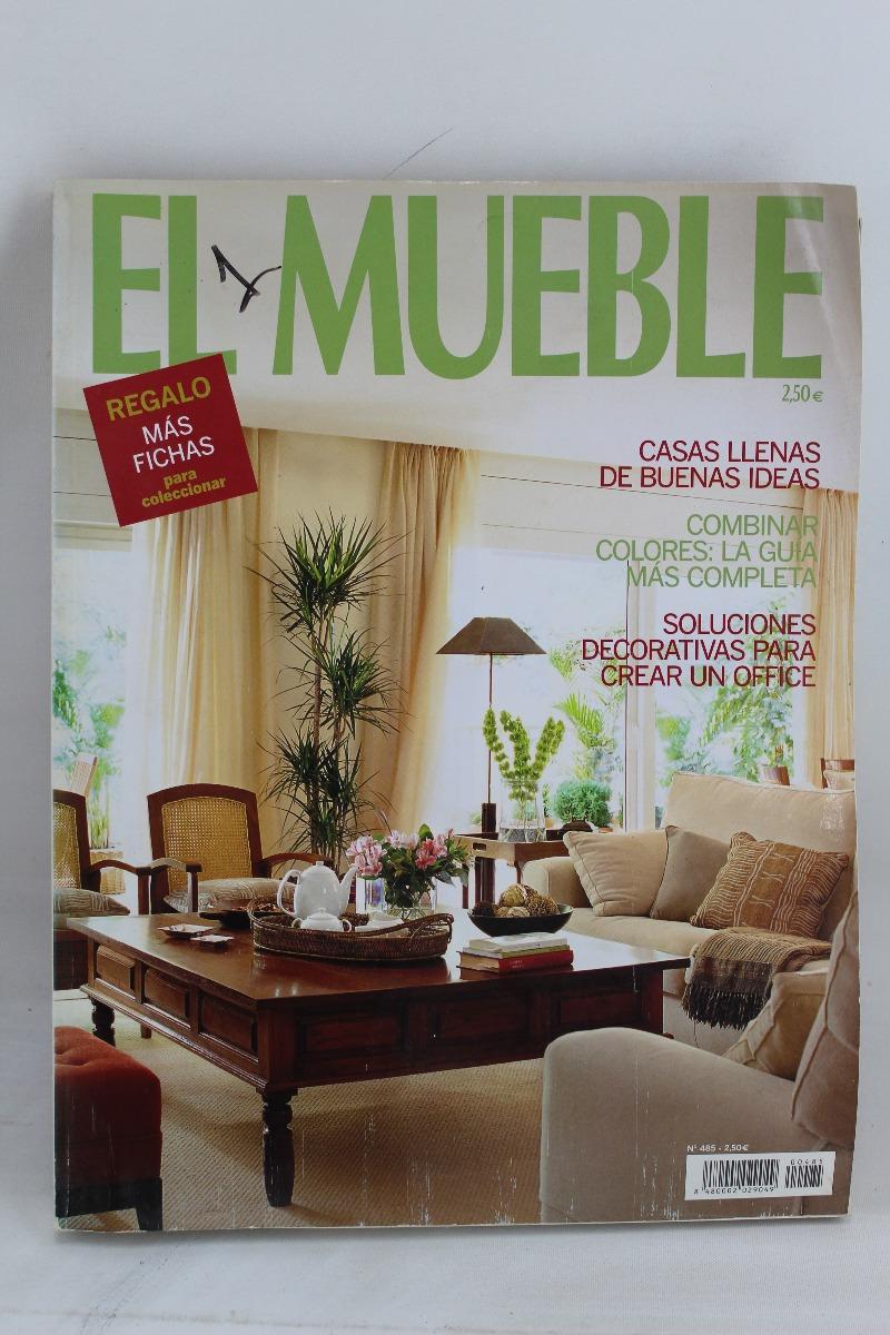R606 Revista El Mueble Especial Comer En La Cocina - $ 97.00 en ...