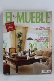 R606 Revista El Mueble Especial Comer En La Cocina