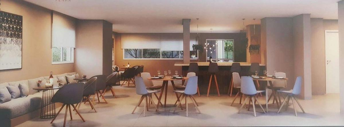 (ra) apartamento região da penha r$ 165,000,00