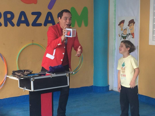 ra el mago - show de magia y ventriloquia