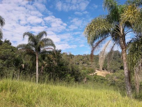 (ra) guararema ótima terra r$37800 à vista