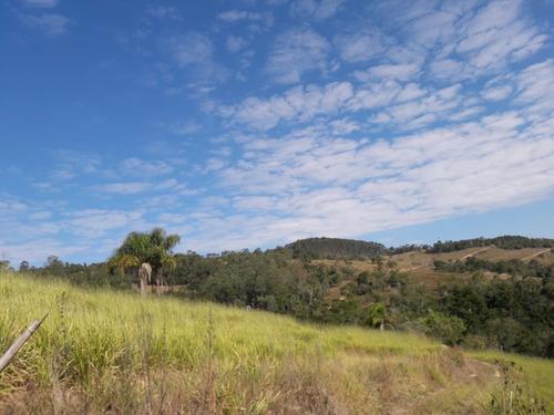 (ra) guararema terra ótima entrada r$23000