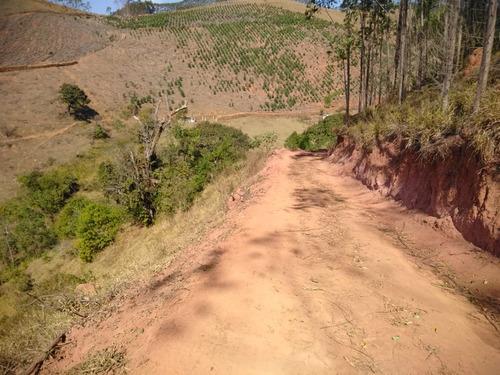 (ra) interior de sp terreno próximo a represa