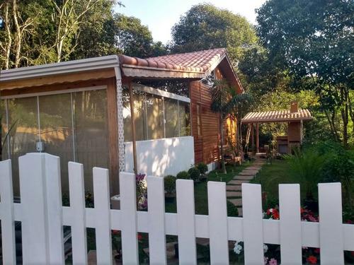 (ra) mairinque ótimas casas de campo à venda 3 dormitórios