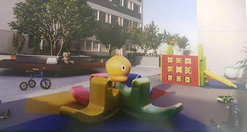 (ra) região da penha apartamento c/ espaço kids, teen