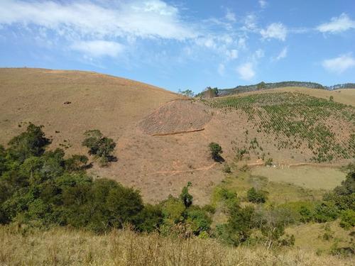 (ra) terreno ótima topografia interior de sp