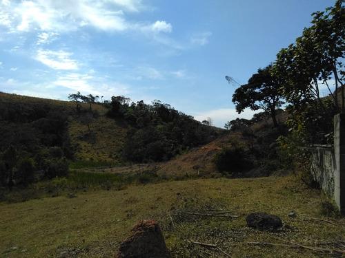 (ra) venha para igaratá! terreno com ótima topografia!