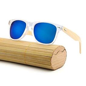 913528386f Lentes De Bambu Madera Hombre - Ropa, Bolsas y Calzado en Mercado ...