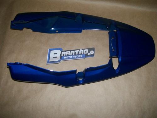 rabeta fan 125 2010 azul honda