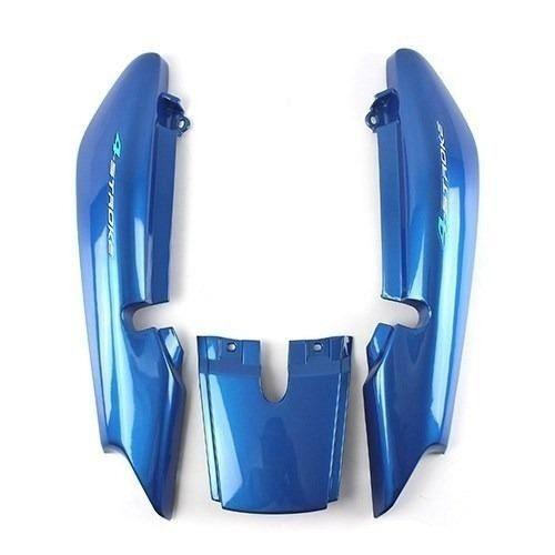 rabeta traseira complate yamaha ybr125 2005 azul