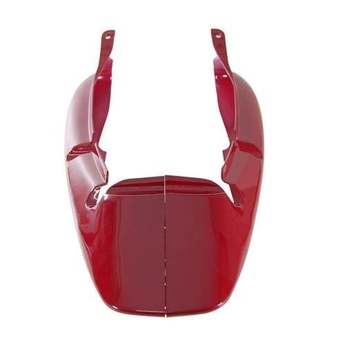 rabeta traseira honda fan125 2005 vermelha s/adesivo