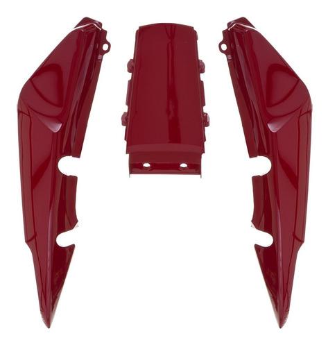 rabeta vermelha honda titan 150 2004 2005 padrão original