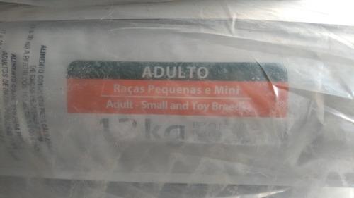 racao biofresh adultos racas pequenas e mini saco 12 kg kilo