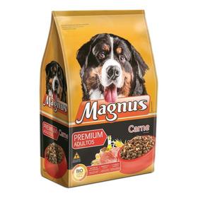 Ração Magnus Todo Dia Premium Cachorro Adulto Raça Média/grande Carne 15kg