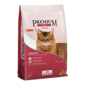 Ração Royal Canin Castrados Premium Cat Gato Adulto Mix 10kg