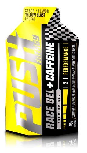 race caffeine gel push x 12 sobres + dieta