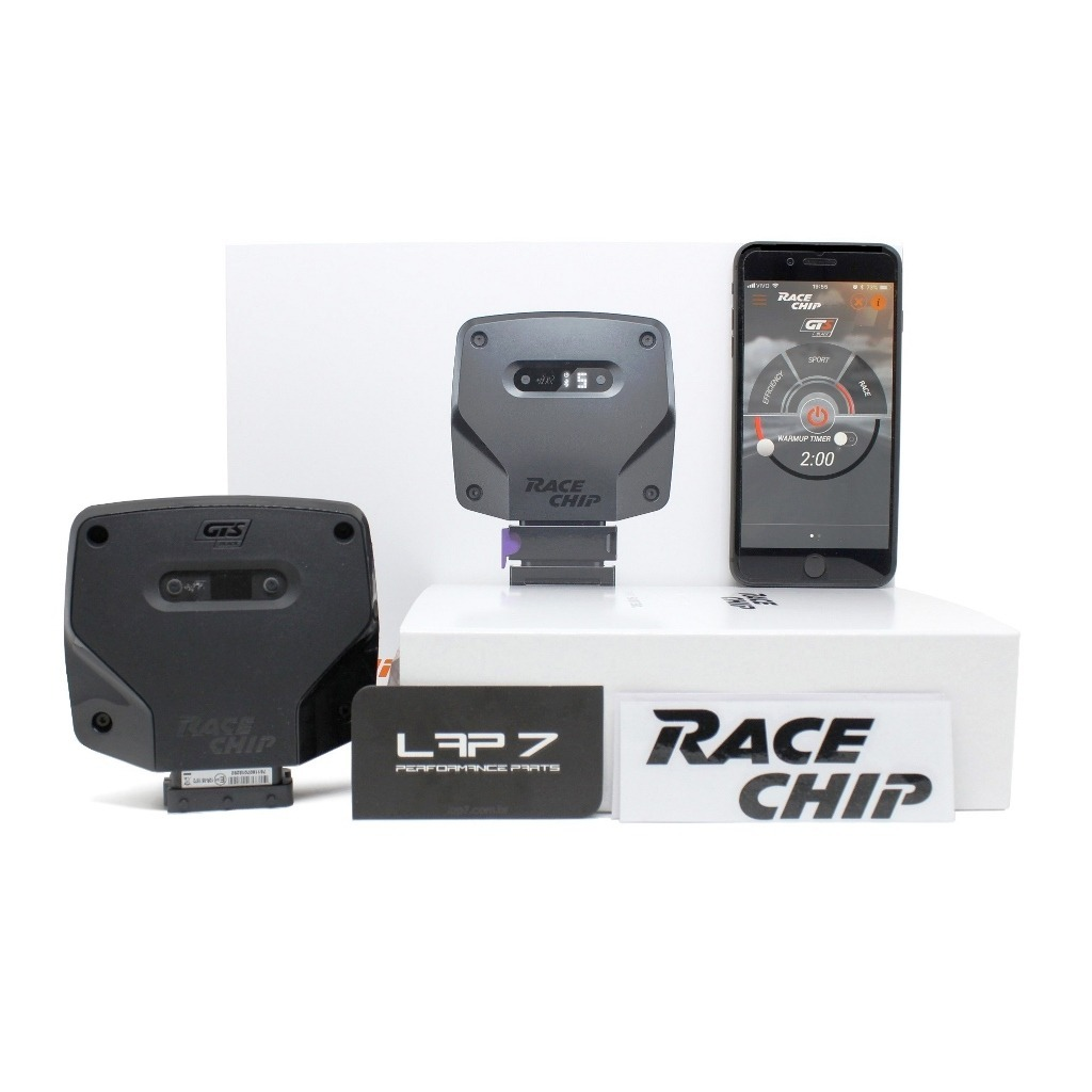 Racechip Gts Black App Bmw M5 4 4 560cv +100cv +14,8kgfm 13+